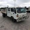 1993 Mazda T3500 4 x 2 Tipper Truck