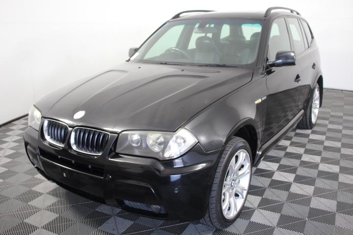 2006 BMW X3 3.0i E83 Automatic Wagon