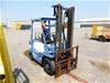 Mitsubishi 4 Wheel Counterbalance Forklift (Pooraka, SA)