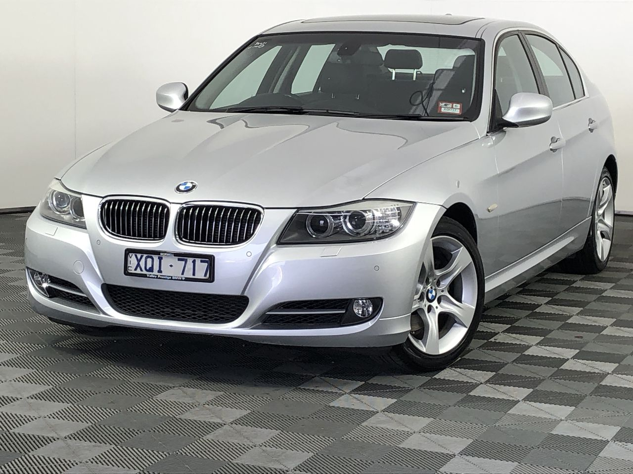 2010 BMW 3 25i E90 Automatic Sedan