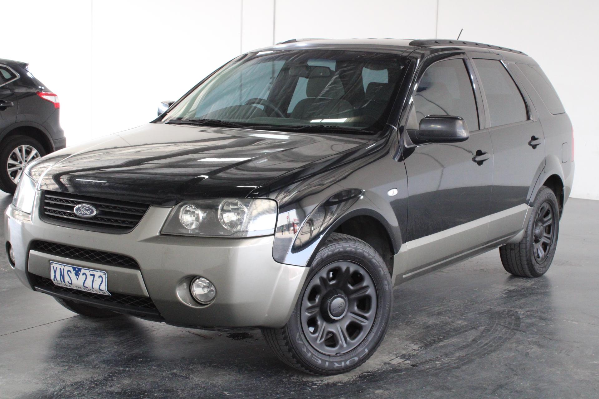 2005 Ford Territory TX (4x4) SX Automatic 7 Seats Wagon