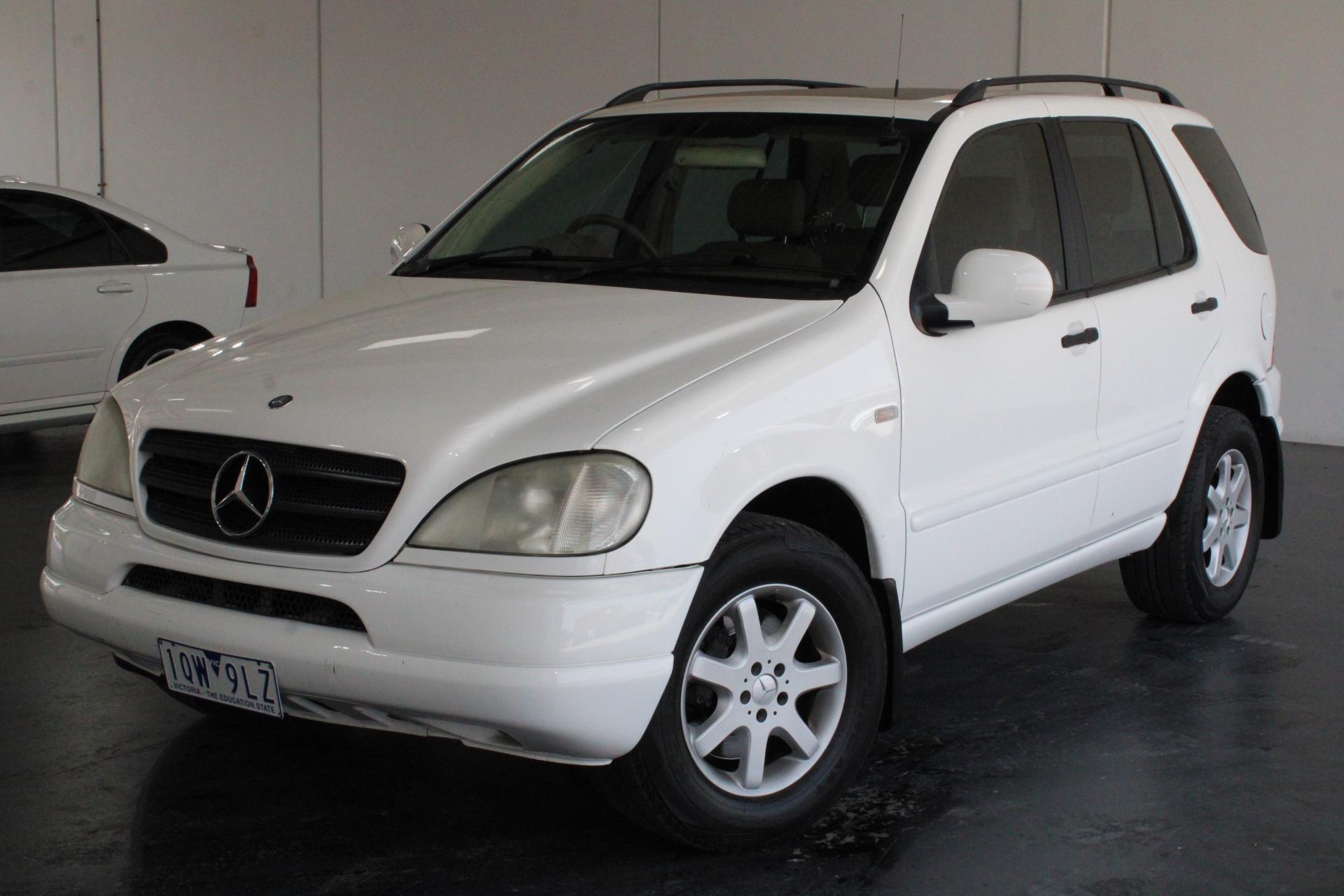 2001 Mercedes Benz ML 430 (4x4) W163 Automatic Wagon