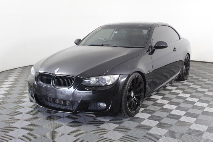 2008 BMW 3 35i E93 Manual Convertible
