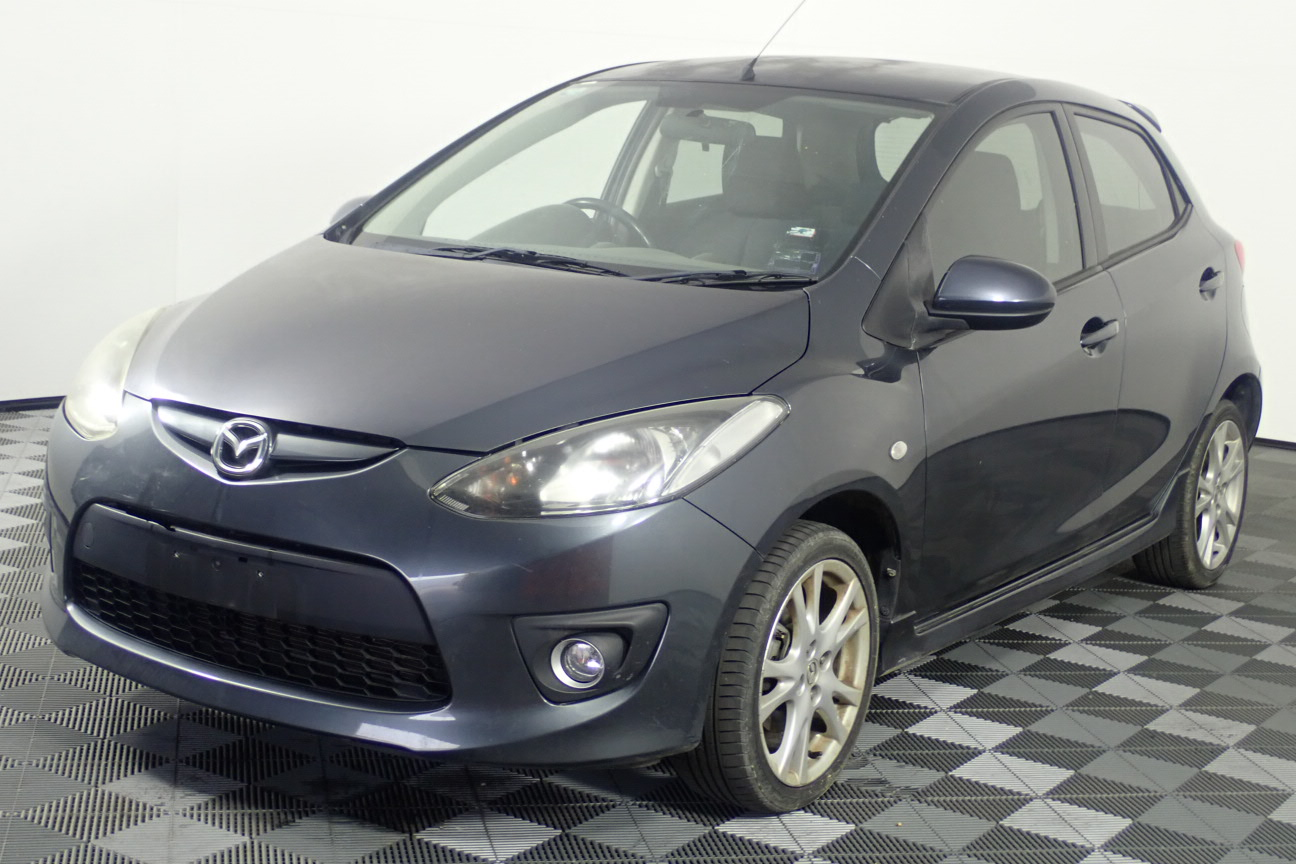 2007 Mazda 2 GENKI DE Automatic Hatchback, 52,420kms indicated (WOVR)
