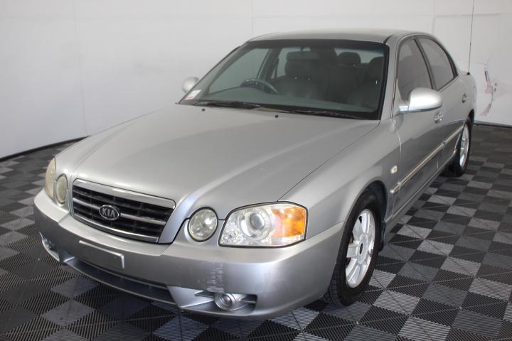 2004 Kia Optima GD Automatic Sedan