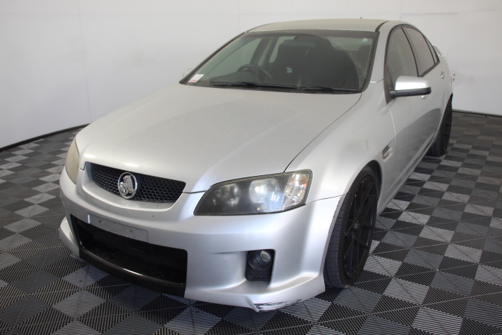 2008 Holden Commodore Omega VE Automatic Sedan
