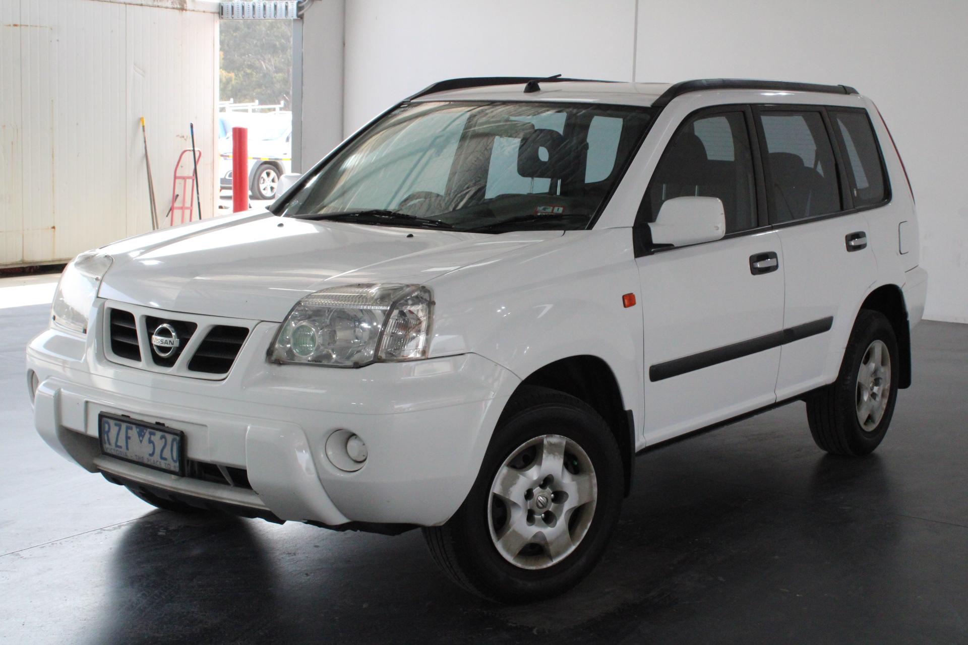2003 Nissan X-Trail ST T30 Automatic Wagon