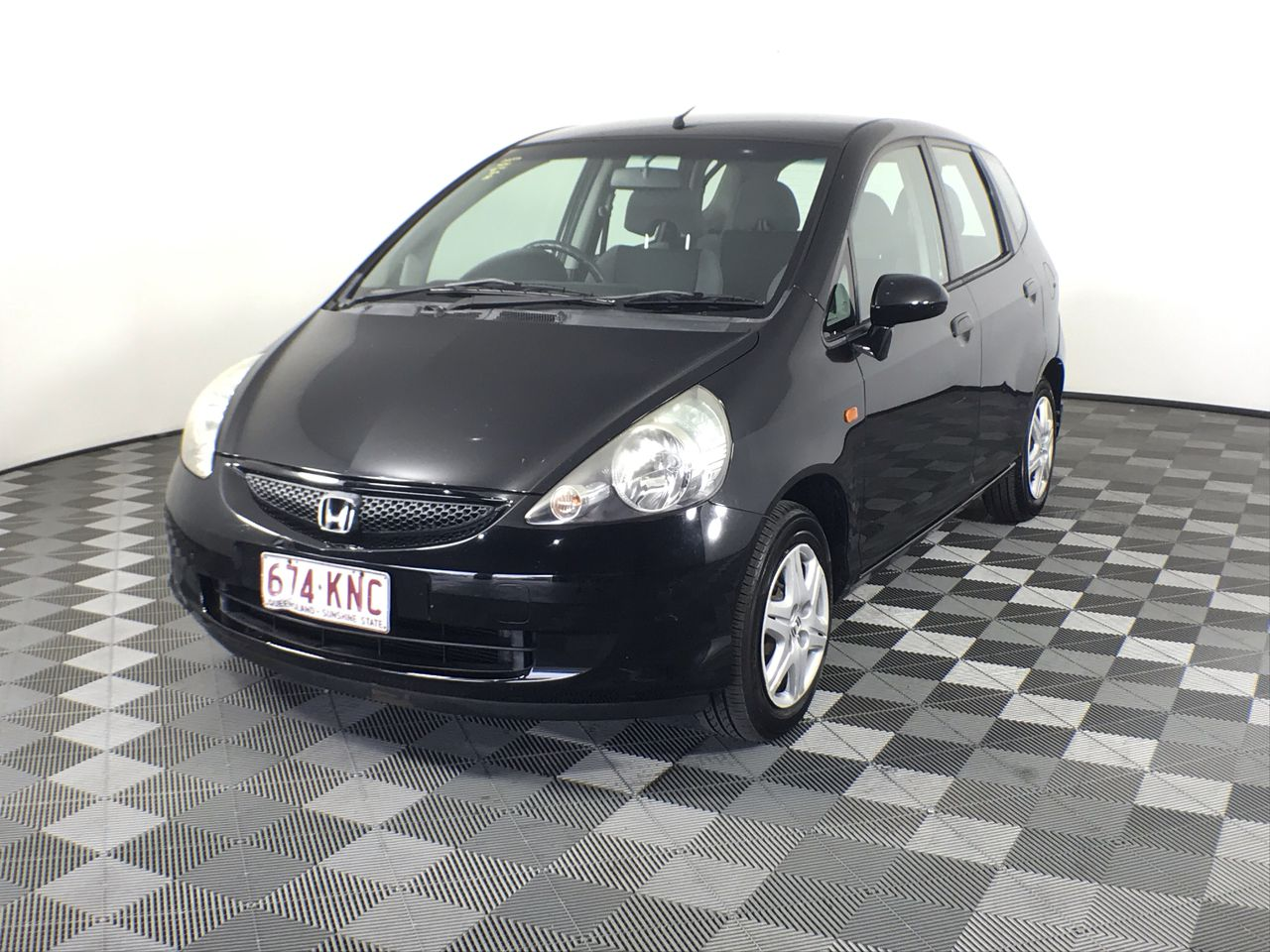2007 Honda Jazz GLi GD Manual Hatchback
