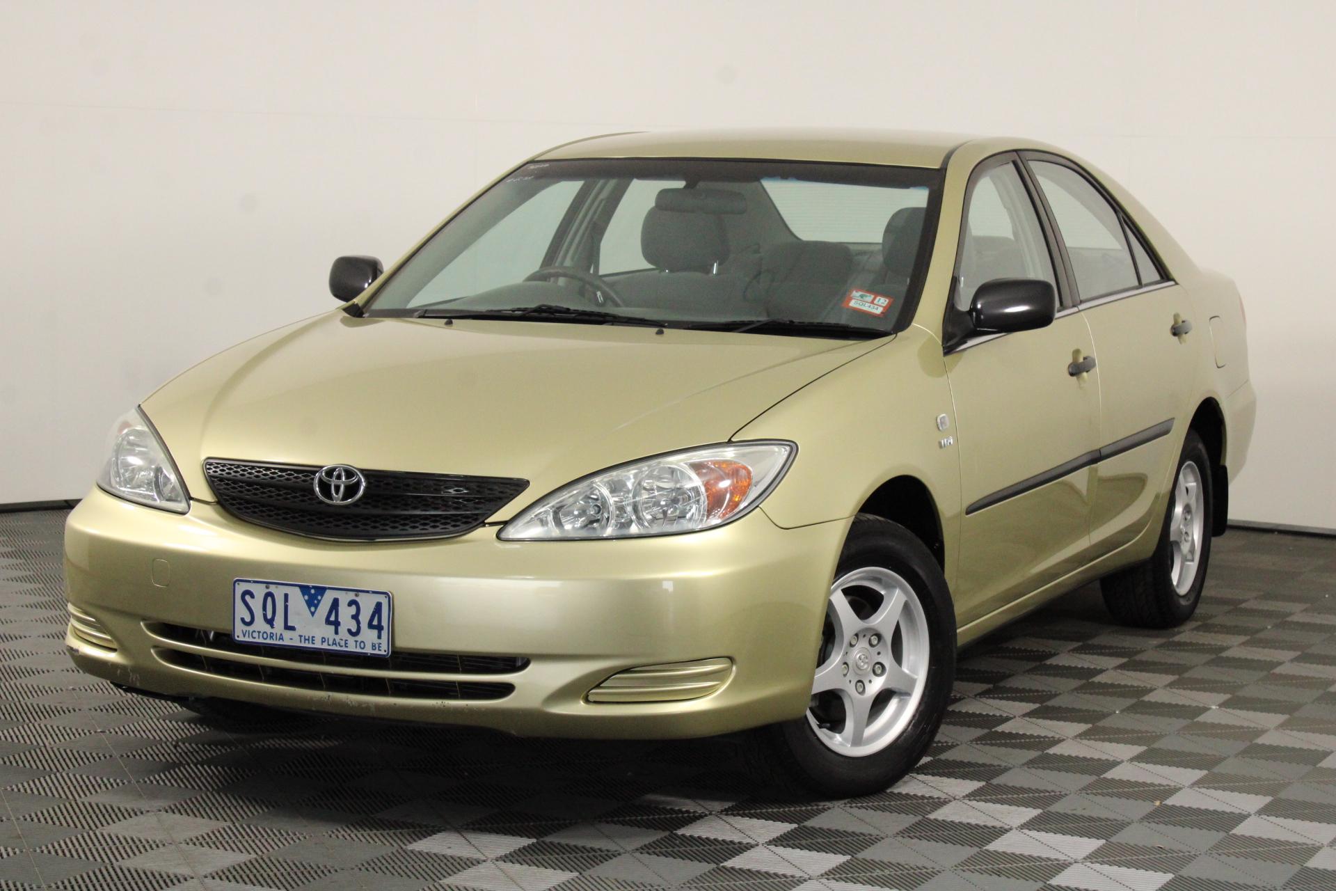 2003 Toyota Camry Altise ACV36R Automatic Sedan