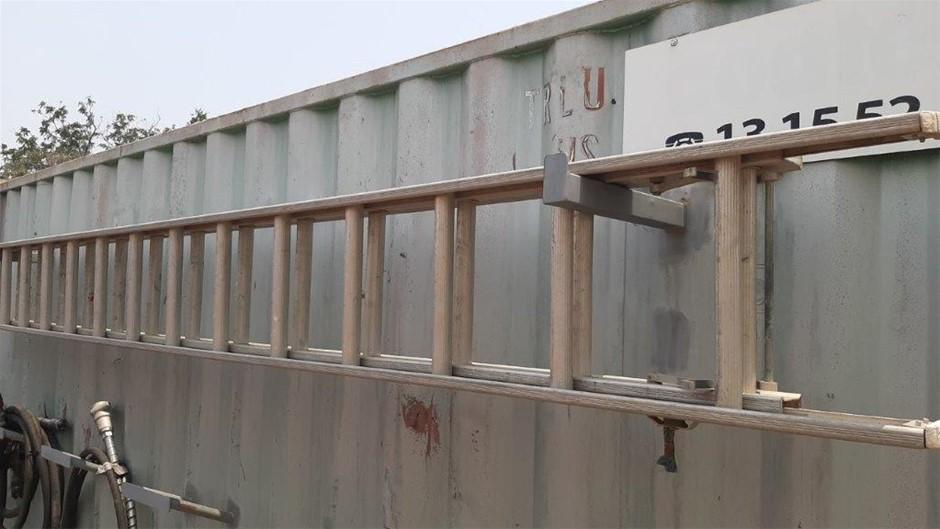 Aluminium Extension Ladder - HILLS