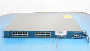 Cisco Catalyst 3550 Intelligent Ethernet