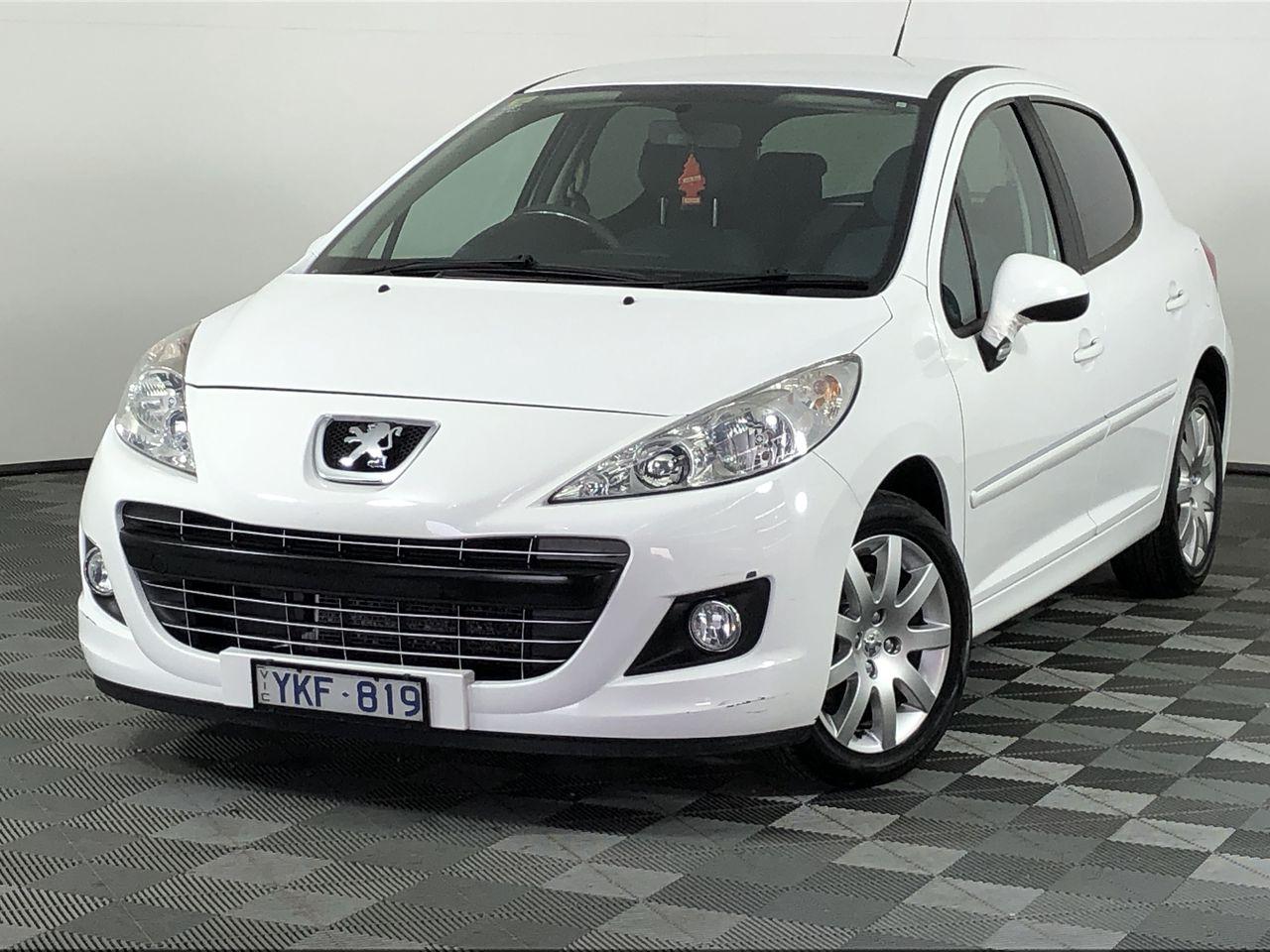 2011 Peugeot 207 Sportium Automatic Hatchback