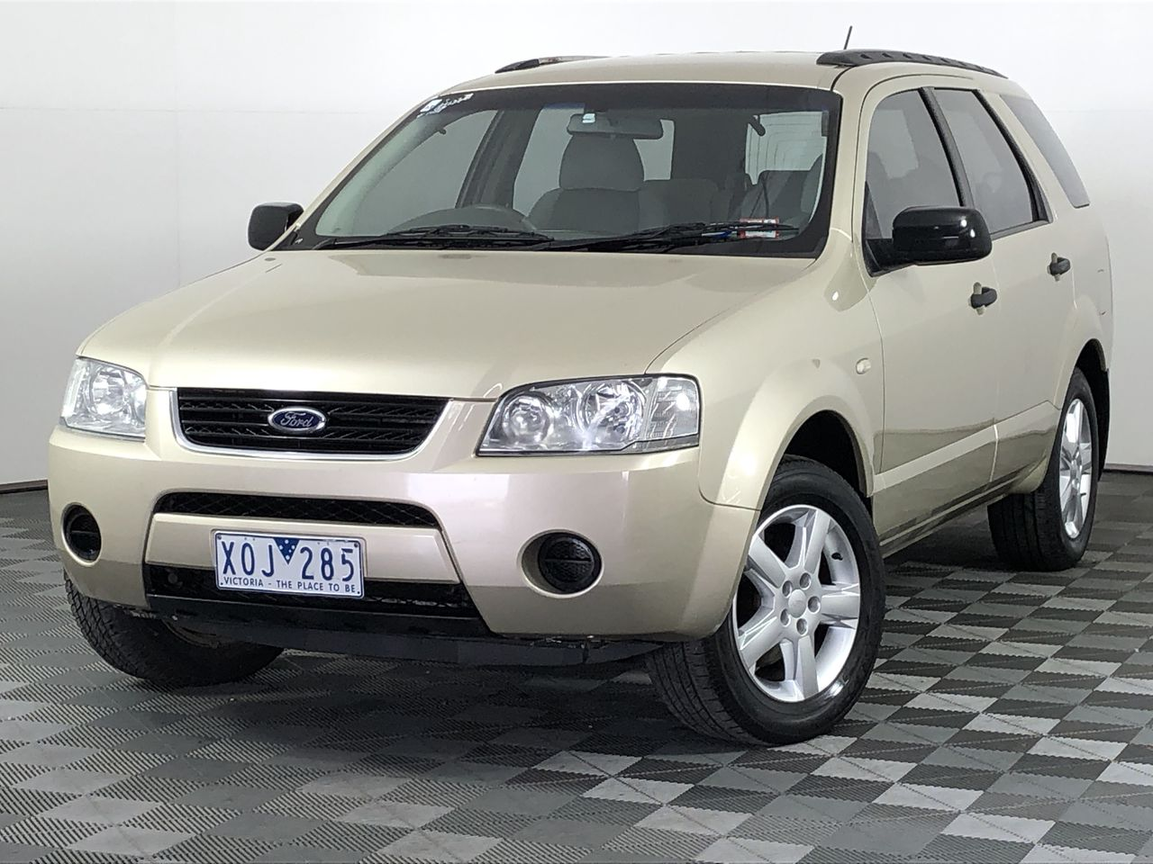 2007 Ford Territory TS (RWD) SY Automatic 7 Seats Wagon