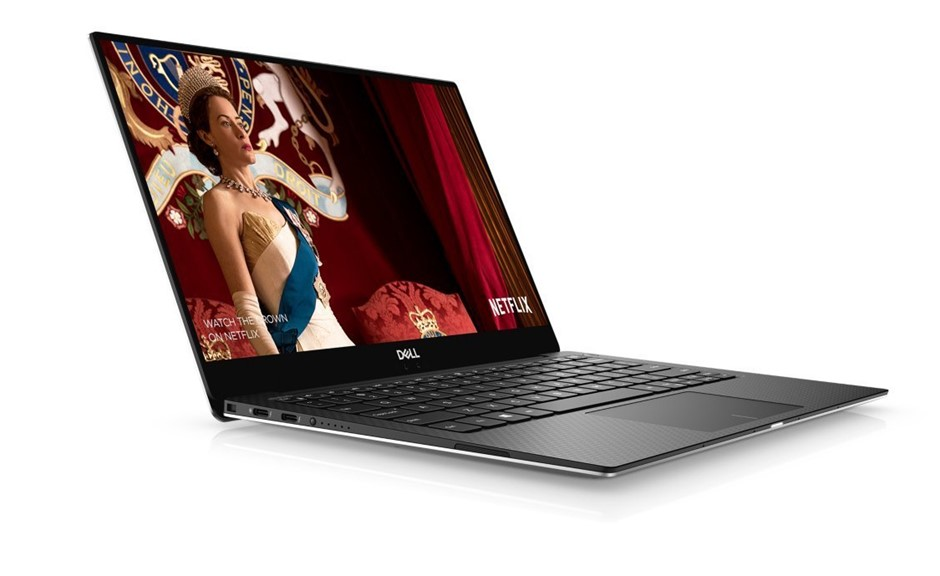 Dell XPS 13 9370 13.3-inch Notebook, Gold