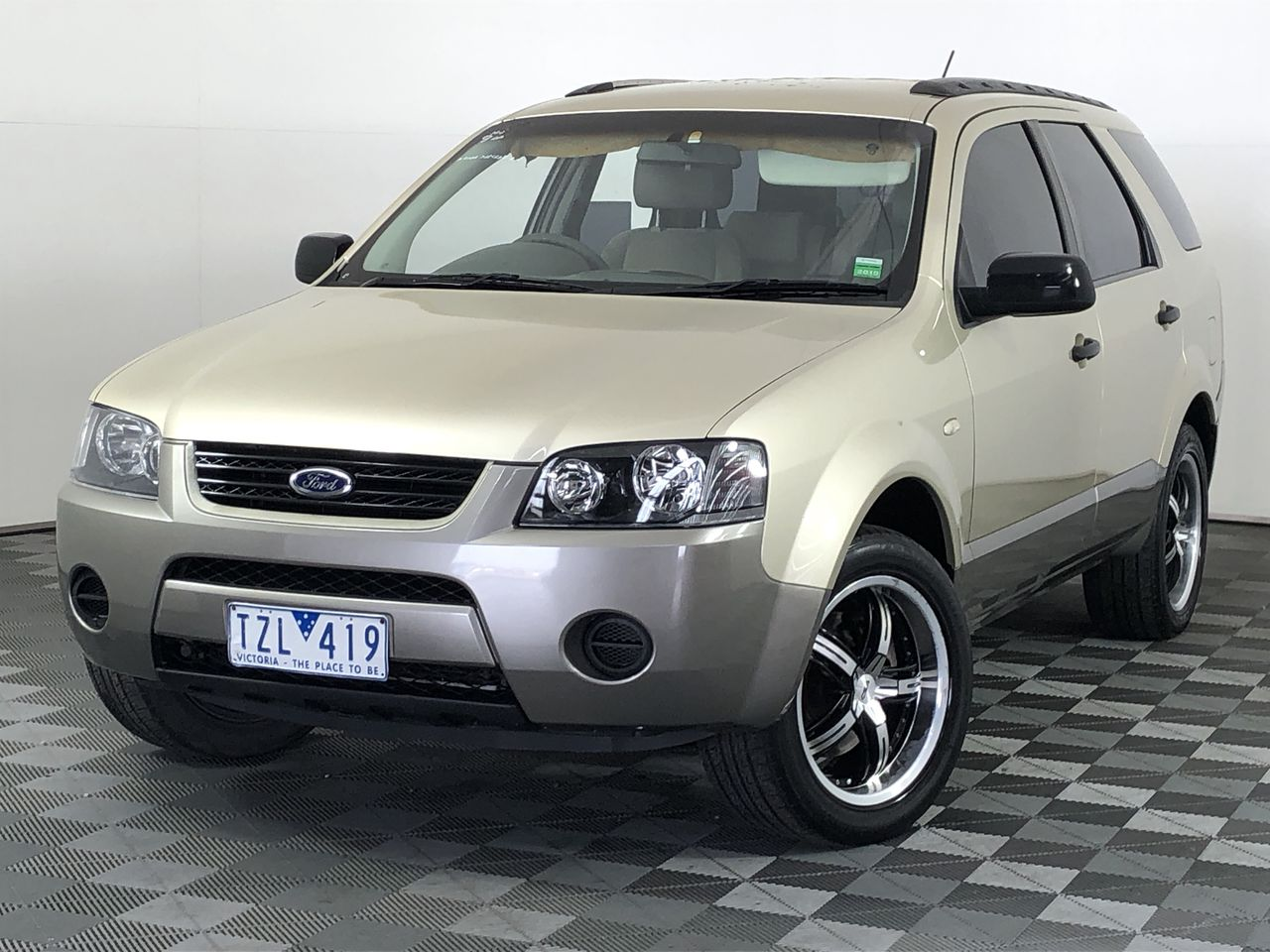2005 Ford Territory TX (RWD) SY Automatic 7 Seats Wagon