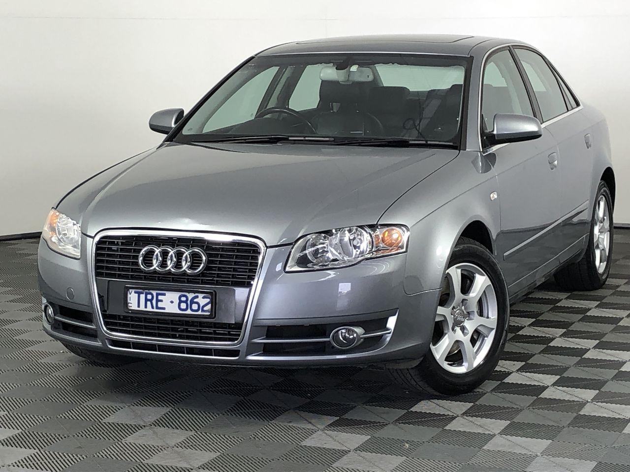 2005 Audi A4 2.0 TFSI B7 CVT Sedan