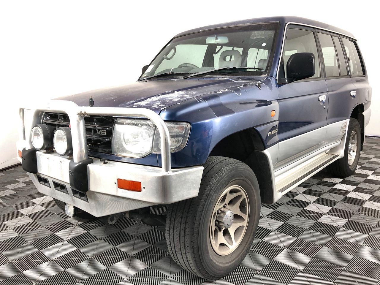 1998 Mitsubishi Pajero Automatic 7 Seats Wagon