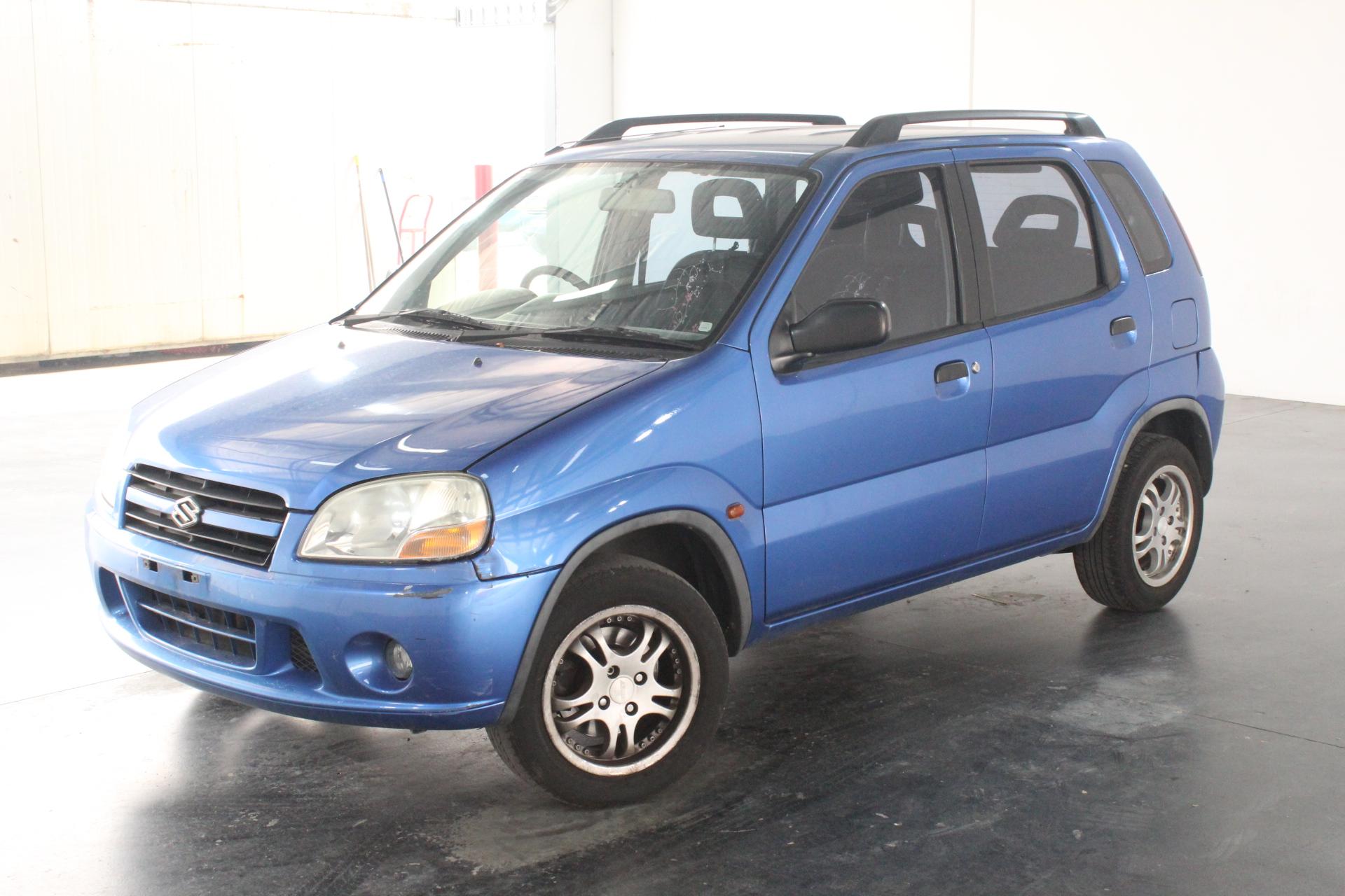 2004 Suzuki Ignis GL Automatic Hatchback