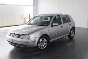 2003 Volkswagen Golf 1.6 Generation A4 M