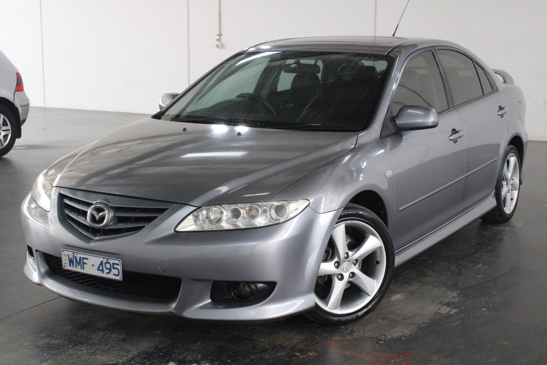 2004 Mazda 6 Luxury Sports GG Manual Hatchback