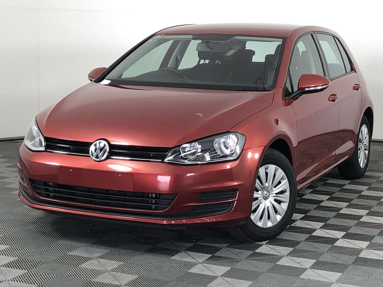 2016 Volkswagen Golf 92TSI A7 Automatic Hatchback