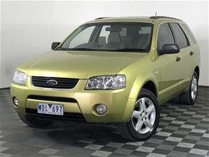 2007 Ford Territory TS (RWD) SY Automati