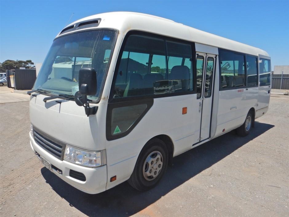 2008 Toyota Coaster 50 Series 4x2 Bus (Pooraka, SA)