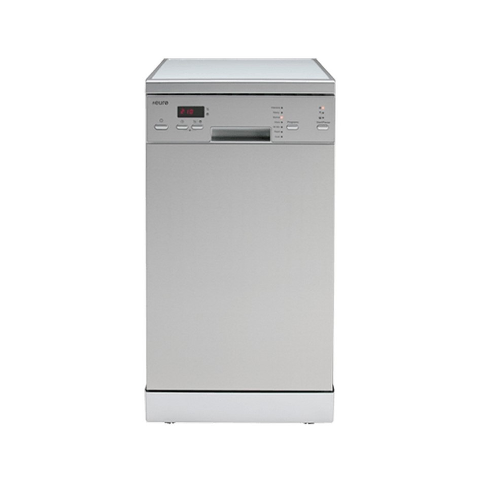 Euro 45cm Freestanding Stainless Steel Dishwasher, Model: EDS45XS