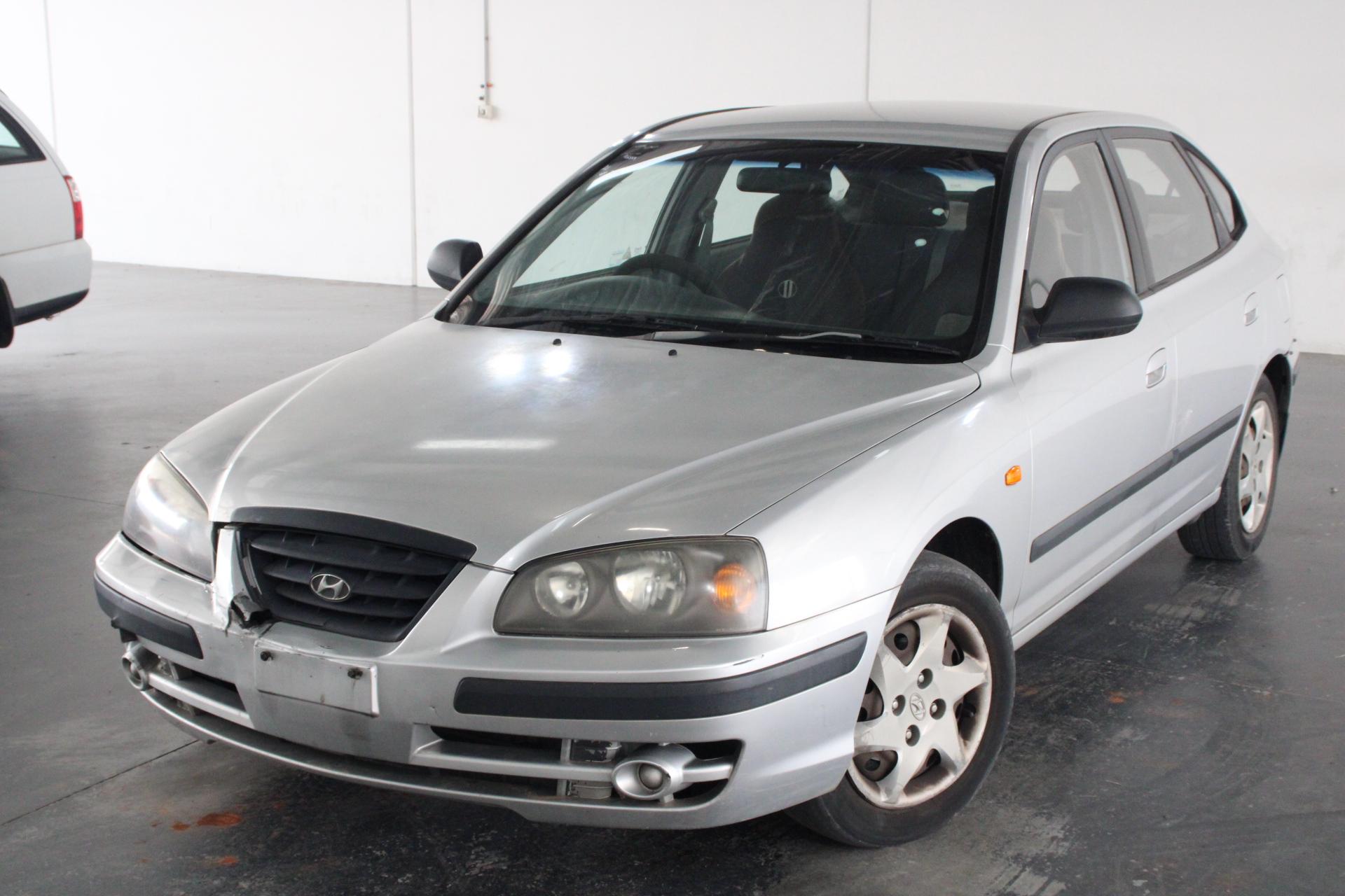 2004 Hyundai Elantra 2.0 HVT XD Automatic Hatchback