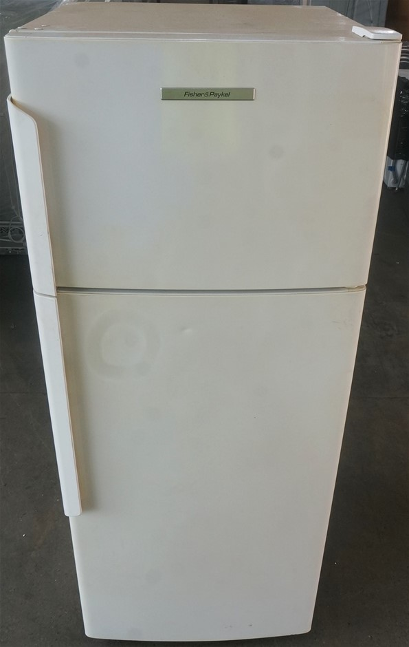 Fisher & Paykel E381TRT3 380L ActiveSmart Top Mount Fridge