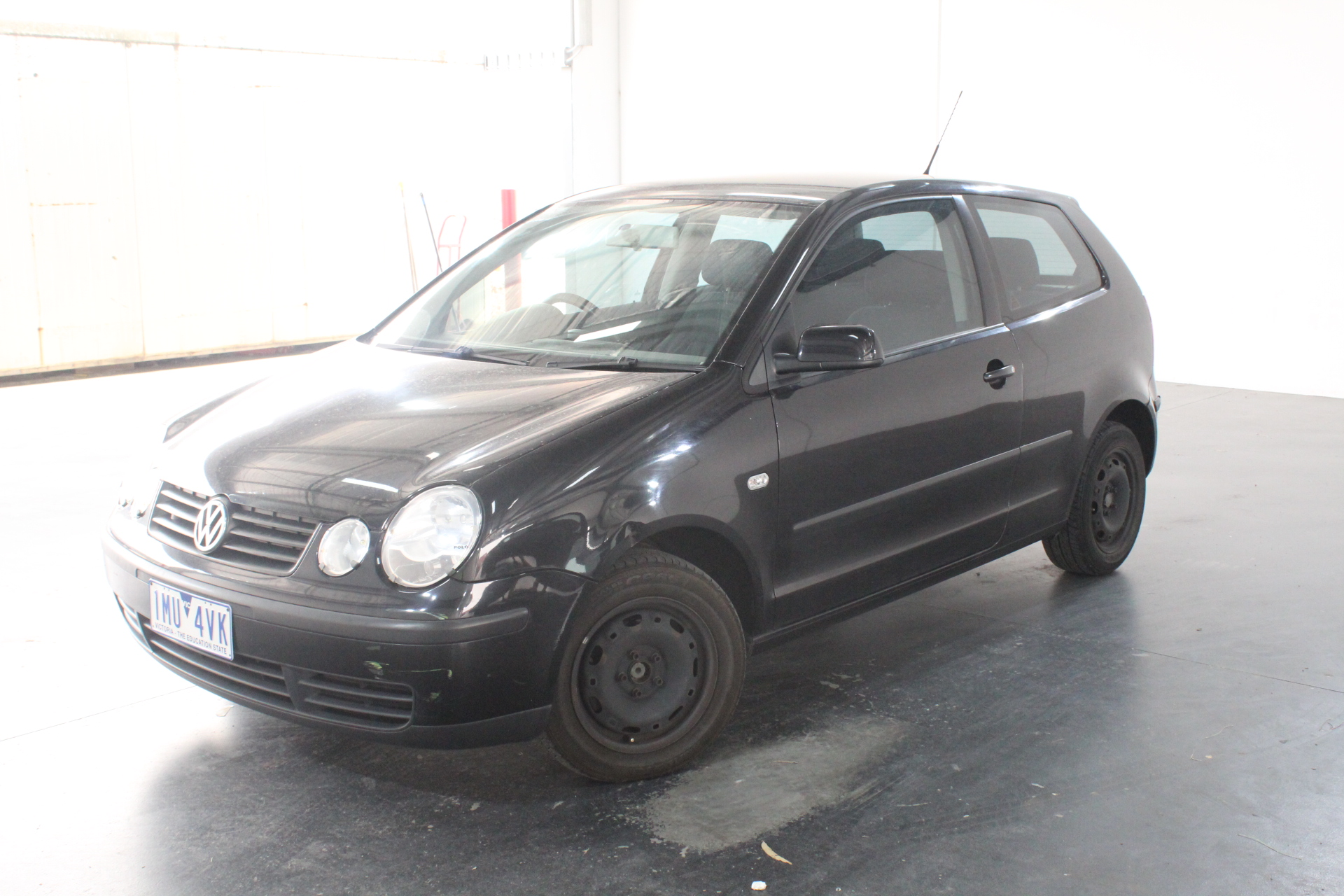 2002 Volkswagen Polo S 9N Automatic Hatchback
