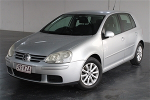 2008 Volkswagen Golf 1.6 Edition 1k Auto