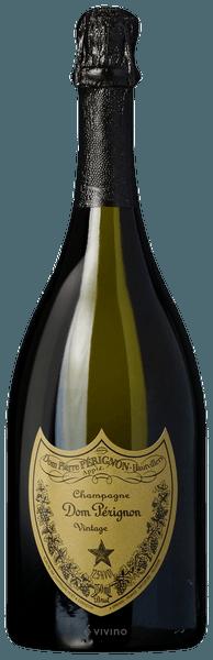 Dom Pérignon 2008 (6 x 750mL) Champagne, France.