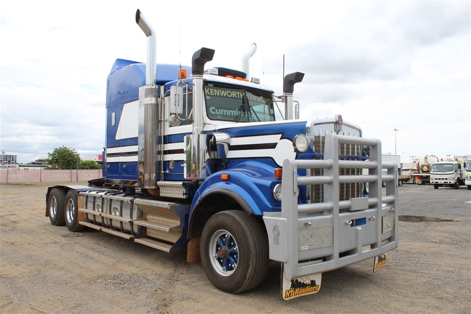 2012 Kenworth C509 6 x 4 Prime Mover Truck