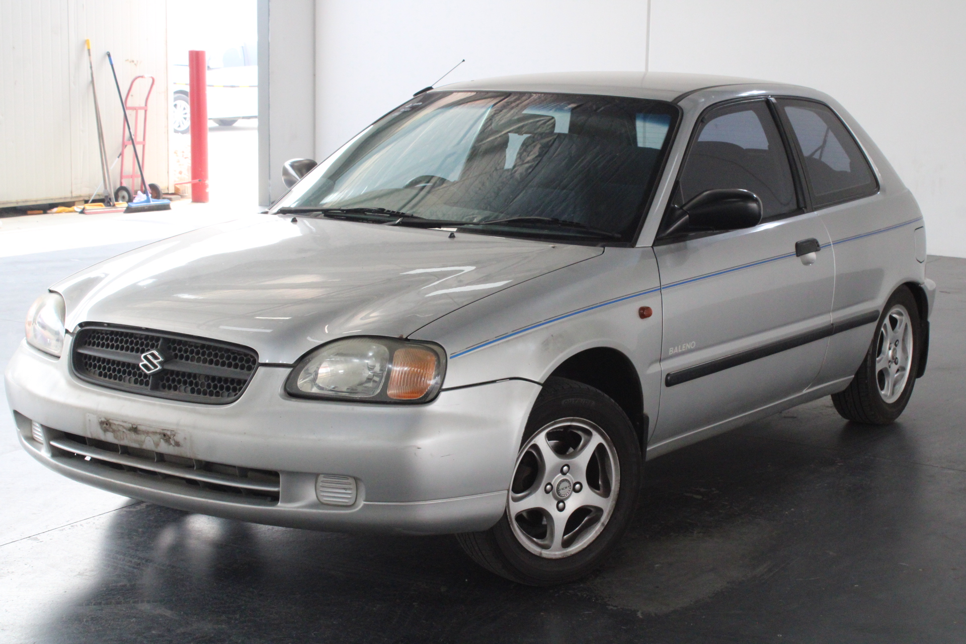 2000 Suzuki Baleno GL Manual Hatchback