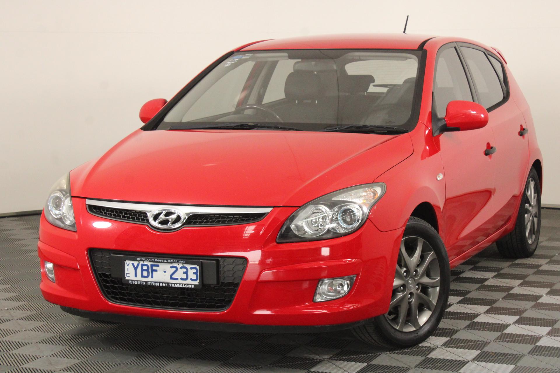 2011 Hyundai i30 SX FD Automatic Hatchback