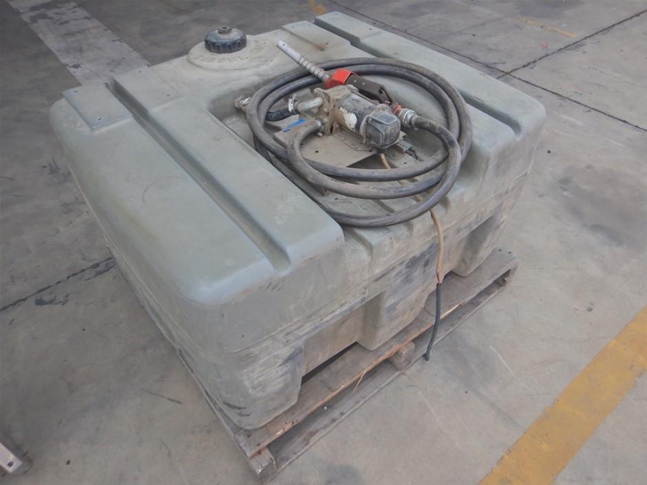 Silvan 400 Litre Diesel Fuel Tank (Pooraka, SA)