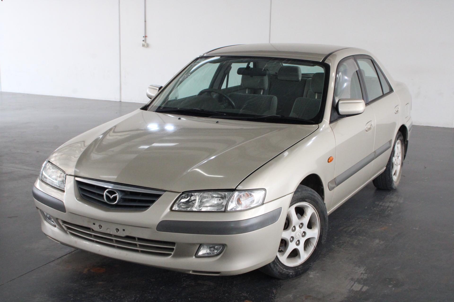 2000 Mazda 626 Classic GF Automatic Sedan