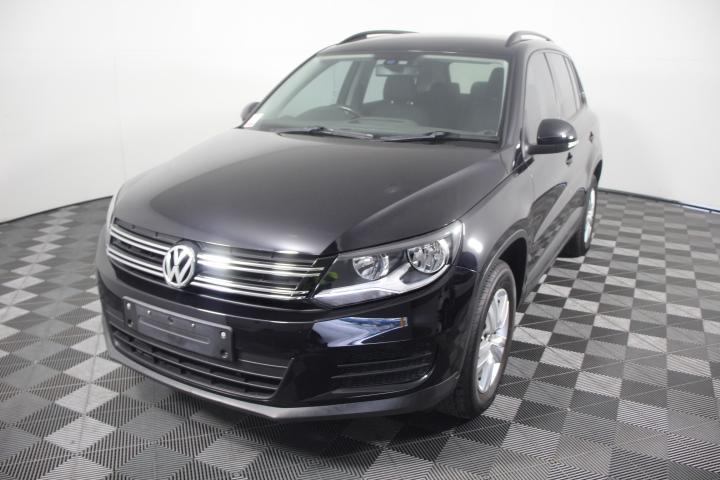 2013 Volkswagen Tiguan 118 TSI (4x2) 5N Automatic Wagon