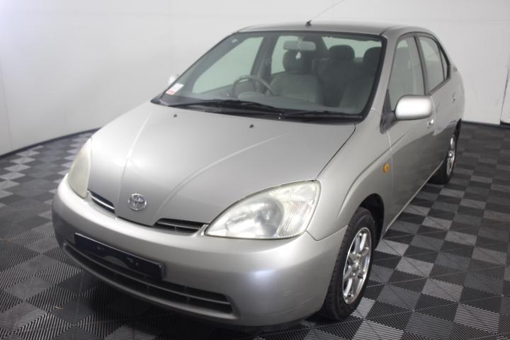2001 Toyota Prius Hybrid NHW11R CVT Sedan