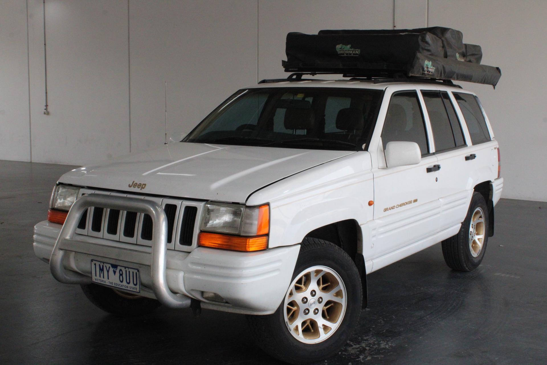 1996 Jeep Grand Cherokee Limited (4x4) ZG Automatic Wagon
