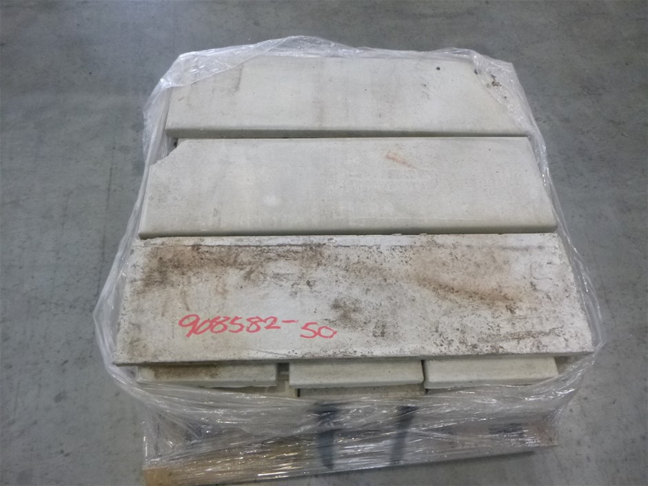 1 x Pallet of Concrete Slabs
