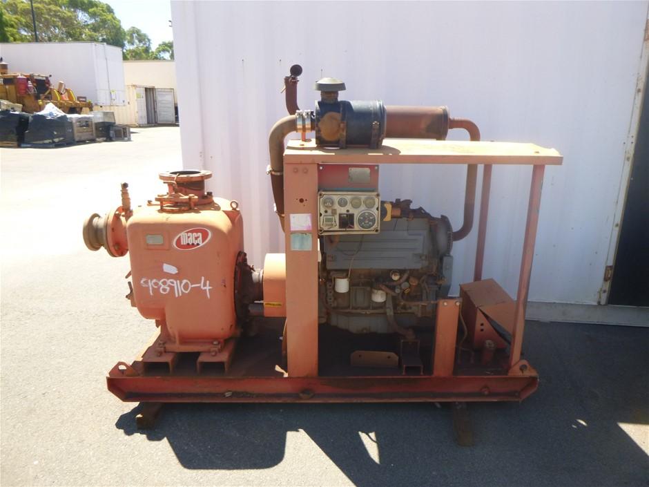 Pump Care Turbo Diesel Pump