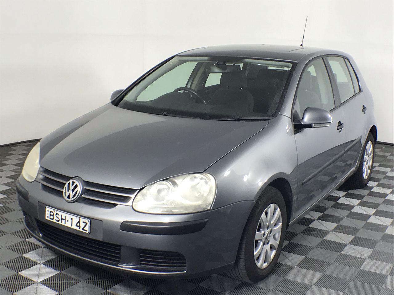 2005 Volkswagen Golf 1.6 Comfortline 1k Automatic Hatchback
