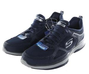 SKECHERS Men`s Burst Athletic Shoes, UK