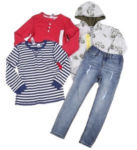 4 x Assorted Boy`s Clothing; Includes; P