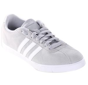 ADIDAS Women`s CourtSet Shoes, Size UK 6