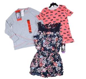 4 x Assorted Girl`s Assorted Sleepwear I