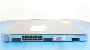 Cisco Catalyst 3750 16-Port Switch WS-C3