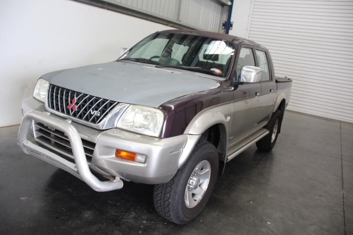 2004 Mitsubishi Triton GLS (4x4) MK Automatic Dual Cab